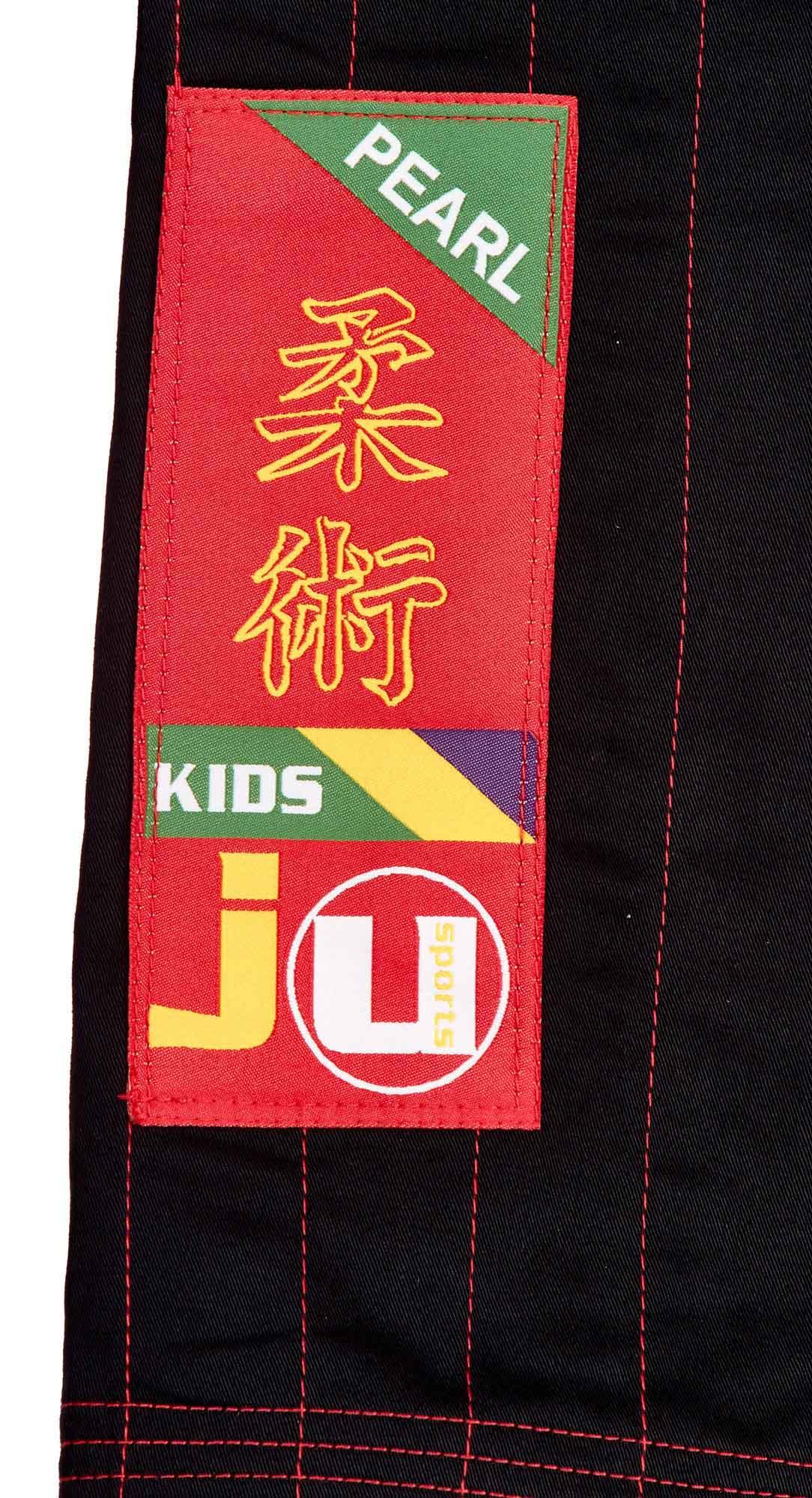 9248000-BJJ-Gi-Kids-schwarz-d4