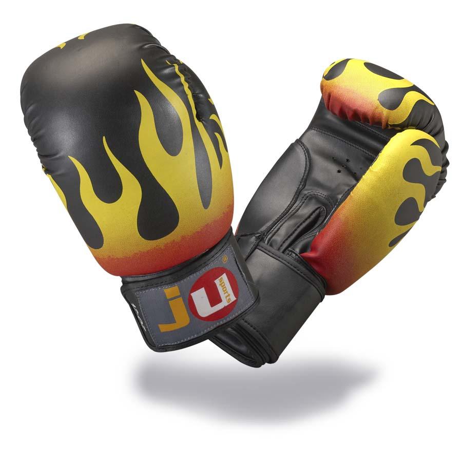 Боксерские перчатки FLAMES 12 OZ