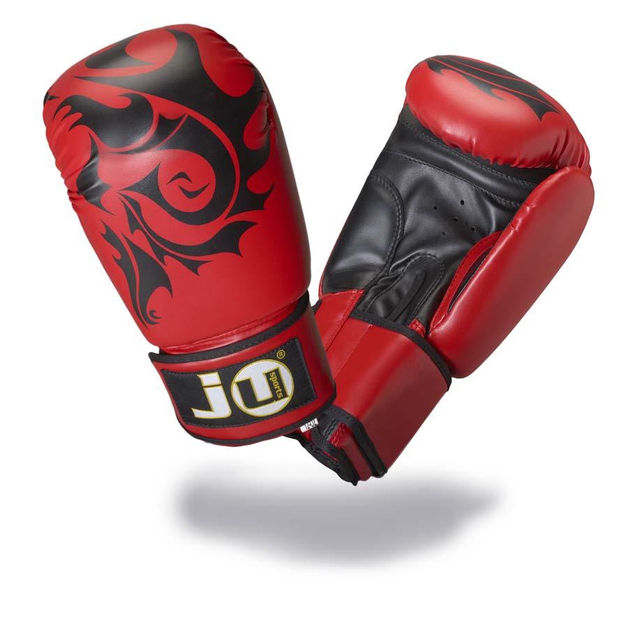 Боксерские перчатки JU-SPORTS CRAZY