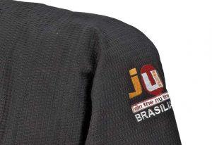 КИМОНО JIU-JITSU GI «BRASILIA» BLACK 1