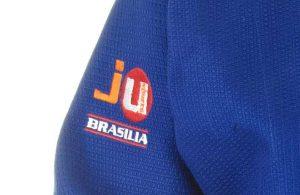 КИМОНО JIU-JITSU GI «BRASILIA» BLUE 1